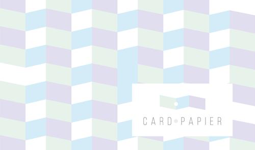 Cardpapier. Tu manera de ser, tu diseño