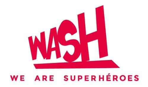 Wash Comics. We Are Super Héroes
