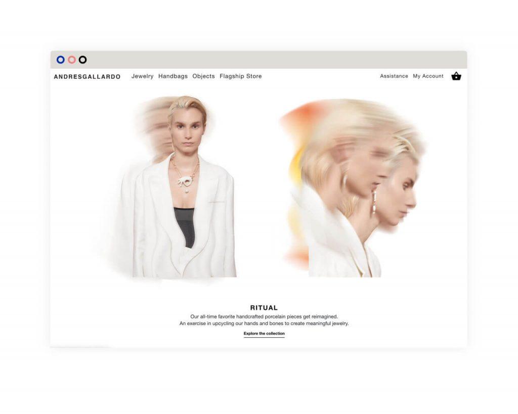 andresgallardo diseño web desktop