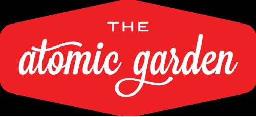 Proyecto web - The atomic garden - portada
